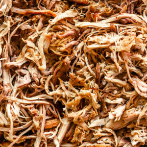 SMOKED PULLED PORK 1lb